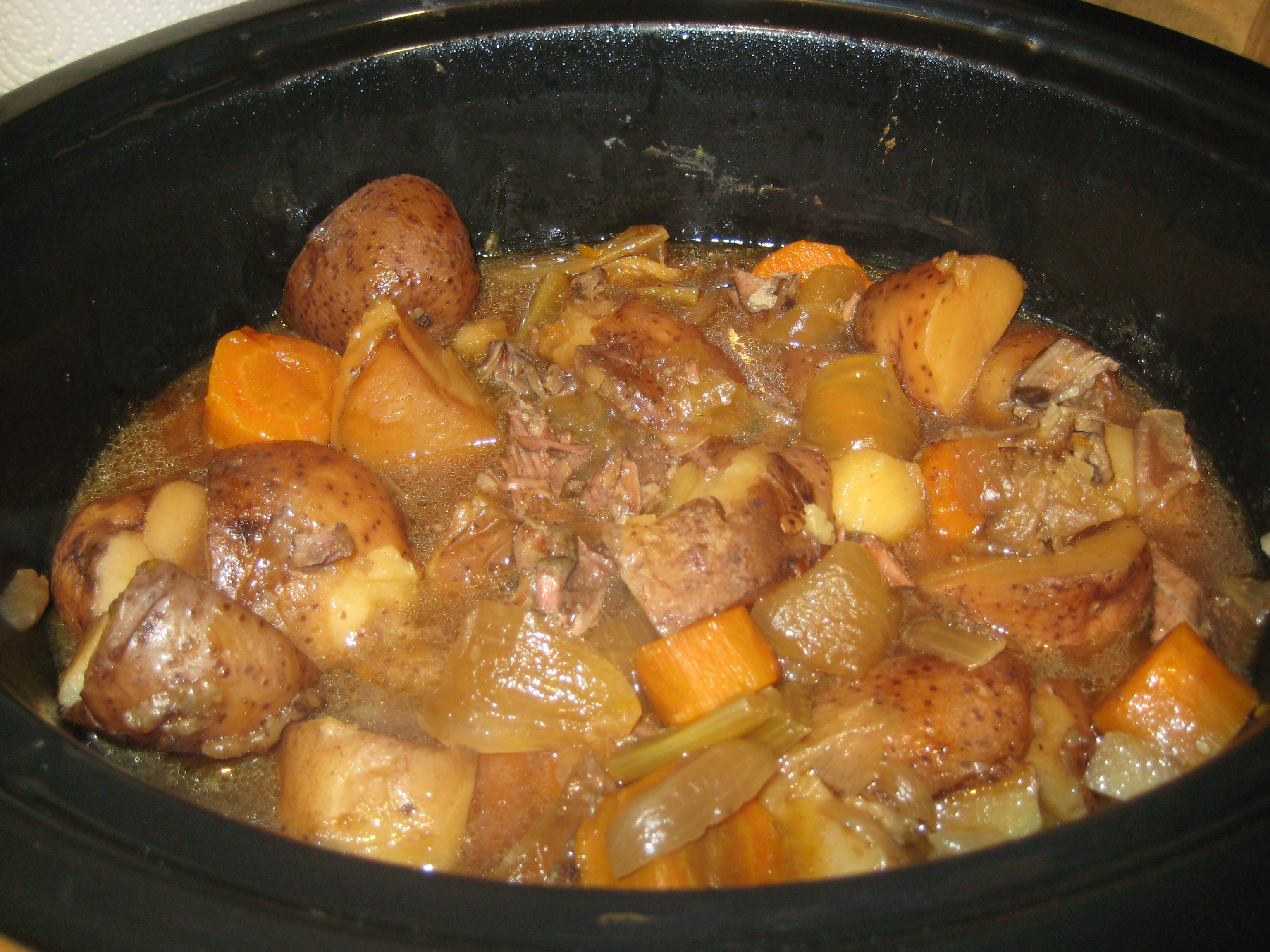 ... pork with crock pot wonder slow cooker pork pot roast slow cooker dr